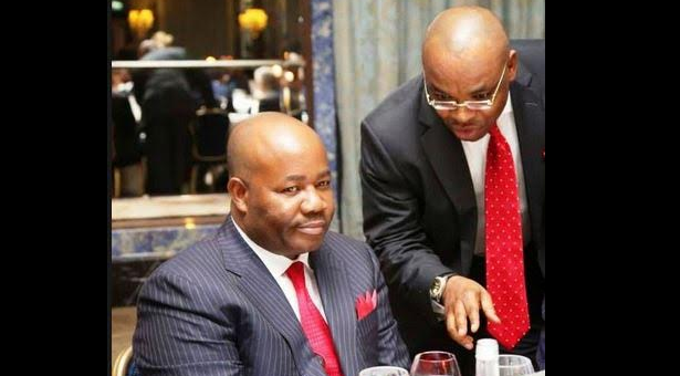 Image result for akpabio and udom