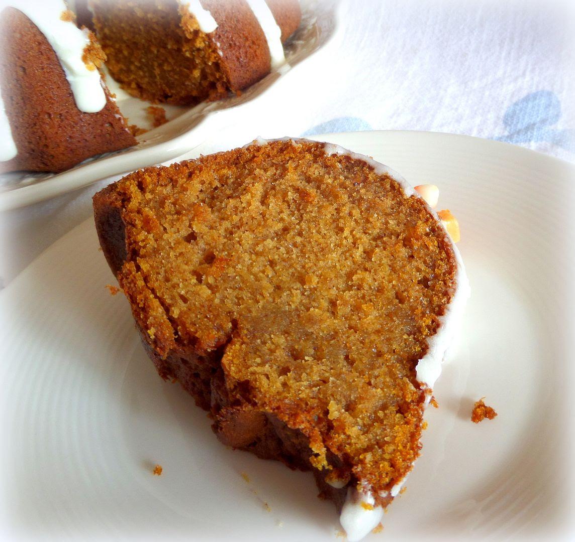 Cinderella's Pumpkin Cake