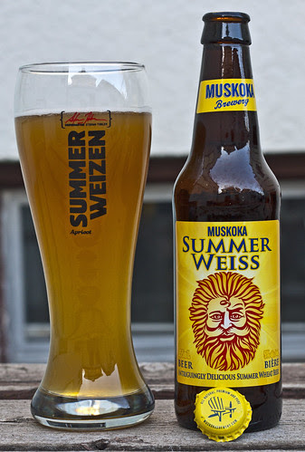 Review: Muskoka Summer Weiss by Cody La Bière