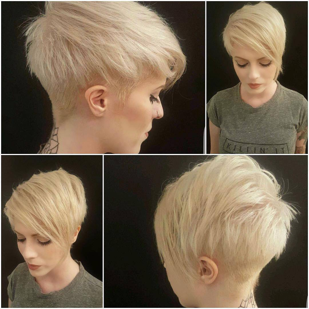 Fashionnfreak Short Haircuts 2017