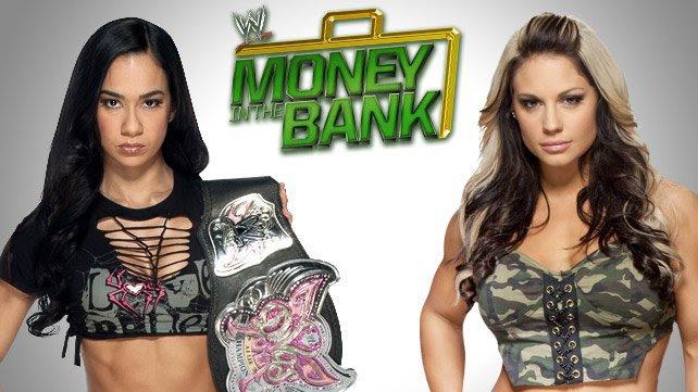 AJ Lee vs. Kaitlyn