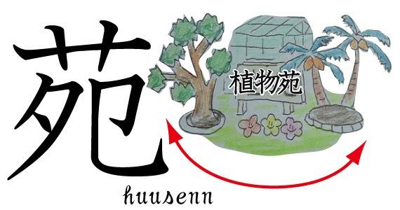 草冠 の 漢字 一覧