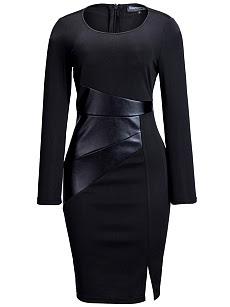 Run small Back Bodycon Belt Hole Neck Asymmetric Bowknot Dresses Plain halter plus size