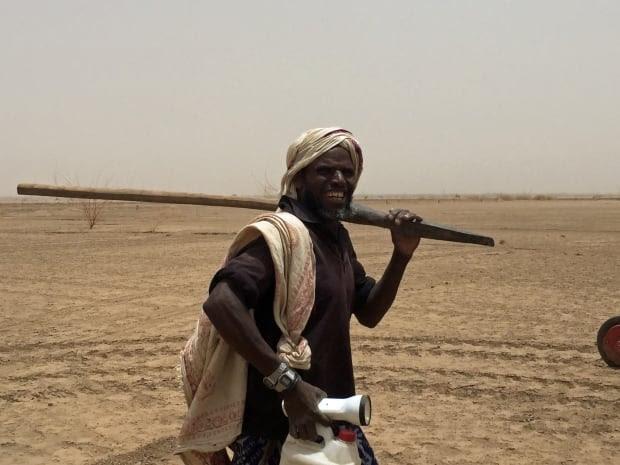 Ethiopia drought