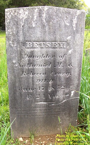 Betsey Crary by midgefrazel