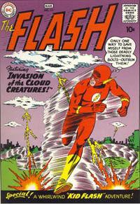 Faster than lightning!
