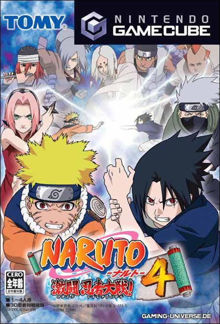 Naruto Playstation Game