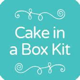 Enticing Icing Cake Design
