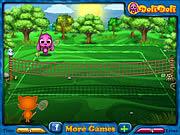 Jogar Toto and sisi play tennis Jogos