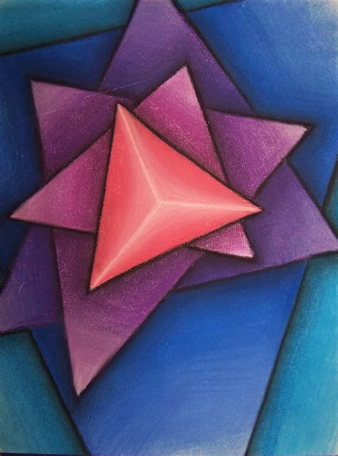 colorful abstract art  ashleigh mcgarity andrei verner