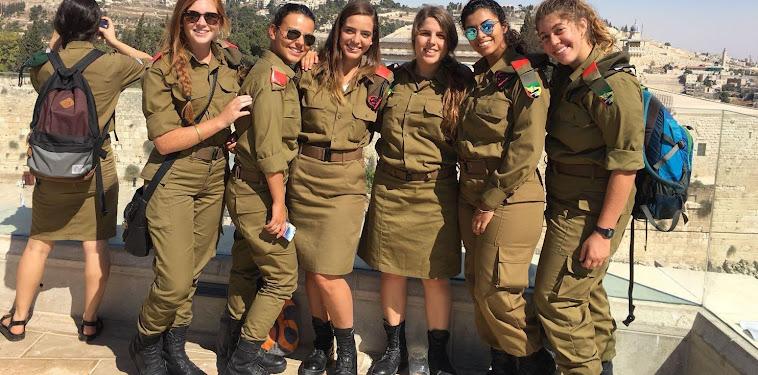 Israeli Women Idf