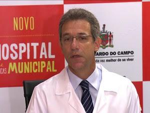 Arthur Chioro  (GloboNews)  (Foto: Reprodução GloboNews)