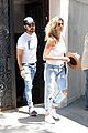 jennifer aniston justin theroux out in nyc 05
