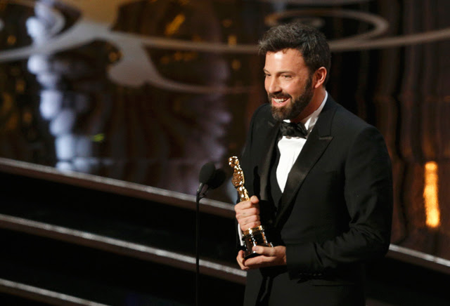 El Oscar a la Mejor Película fue para la cinta de Ben Affleck, Argo. (Reuters)