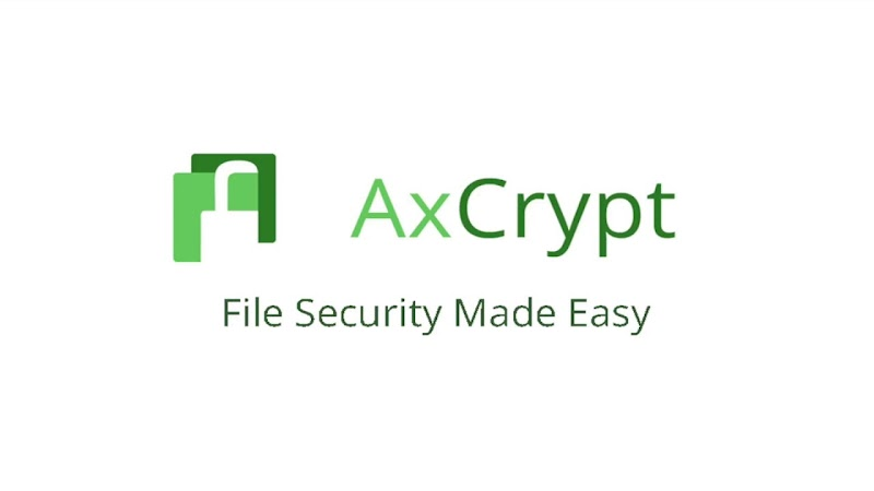 Chopping Down Artifacts from AxCrypt