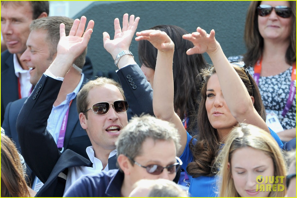 prince william duchess kate olympics tennis day six 10