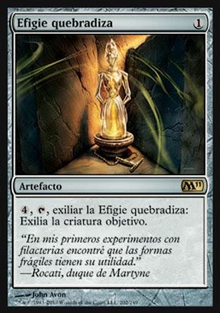 Efigie quebradiza
