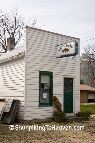 Bait & Tackle Shop, Filmore County, Minnesota