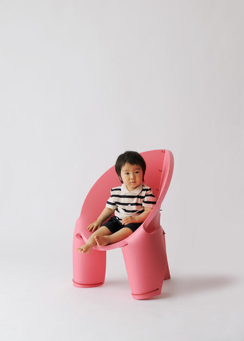 EVA Chair for Kids by h220430