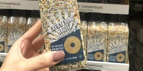 Does Costco Sell Everything Bagel Seasoning?   POPSUGAR Food
