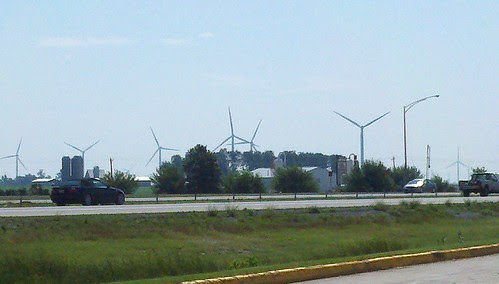 Windfarms!