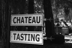 Chateau Montelena Winery - Tasting room