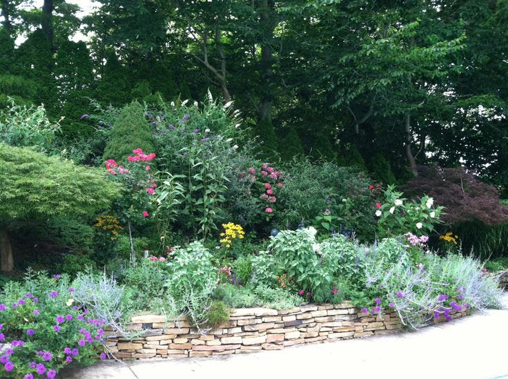 Landscaping with Retaining Wall Ideas