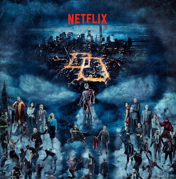 The First Netflix Daredevil Trailer Is Out: Daredevil Netflix Series Trailer And Intro