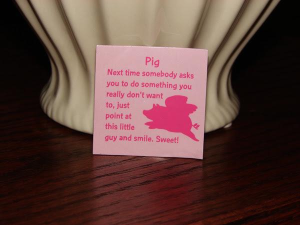 piggy flies