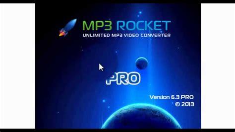 como descargar  instalar mp rocket pro  full