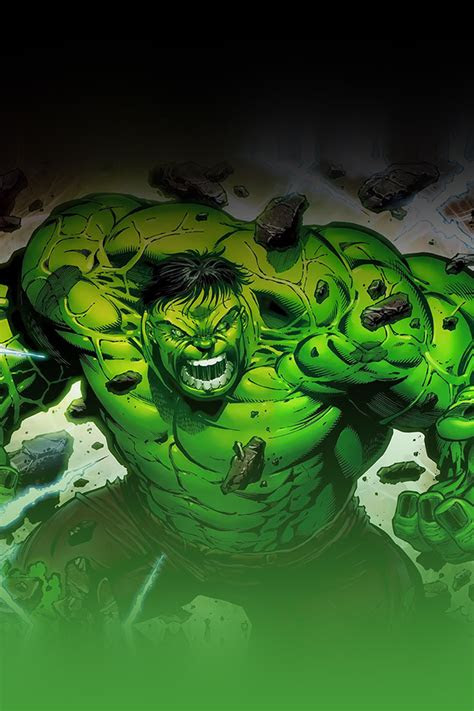 freeios hulk  fire parallax hd iphone ipad wallpaper