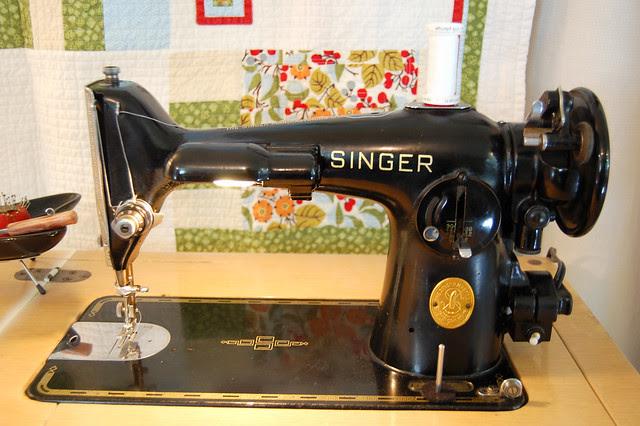Singer 201-2 01