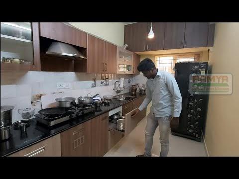 Ramya Modular Kitchen, Our Client Mr Tamil Vanan  Mugalivakkam Chennai,