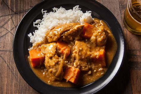 japanese chicken curry rice recipe dishmaps