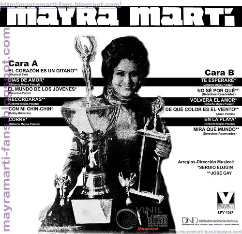 Mayra Martí Te esperaré back