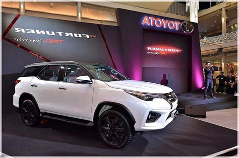 toyota fortuner release date specs redesign