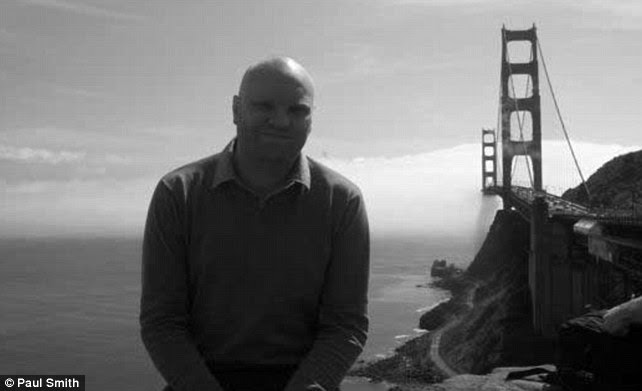 At the Golden Gate Bridge, San Francisco