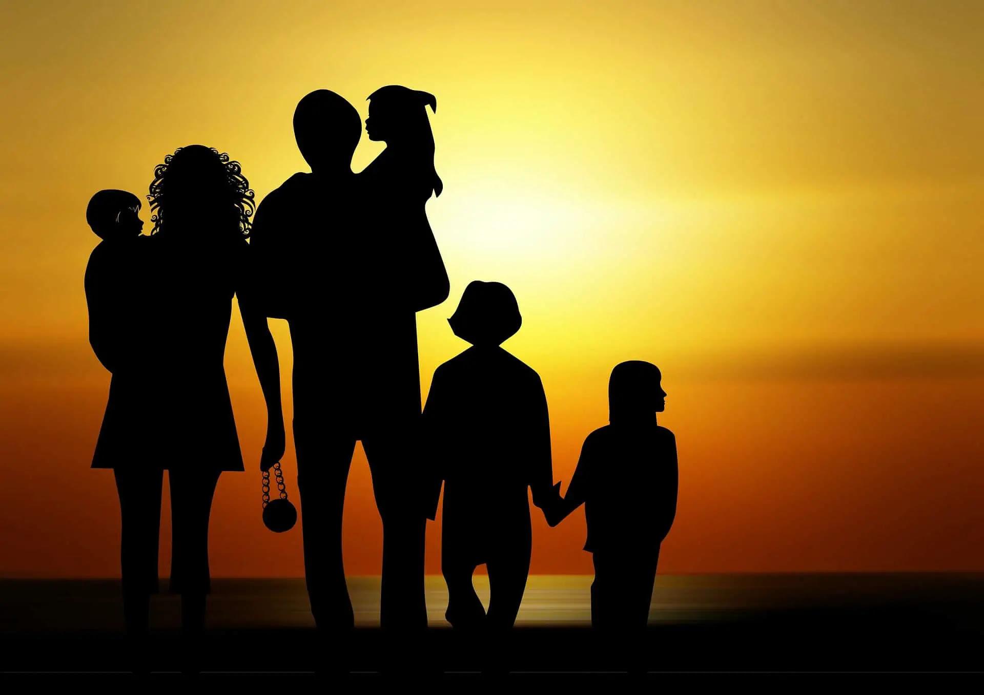 Oracion Por La Familia Unida En Los Momentos De Crisis