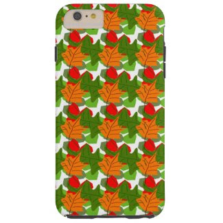 Autumn Leaves on iPhone 6 Tough Case Tough iPhone 6 Plus Case