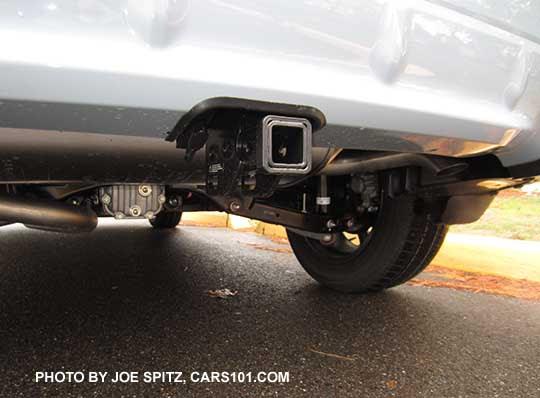 2018 Subaru Crosstrek Trailer Wiring Harness
