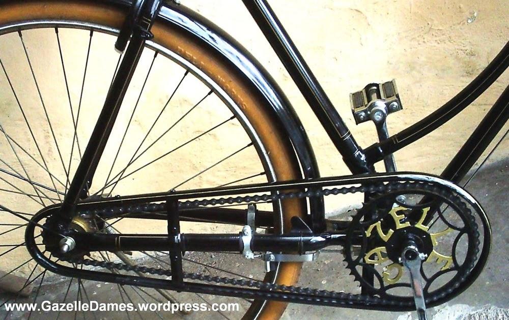 Sepeda Onthel Gazelle Termahal - Trend Sepeda