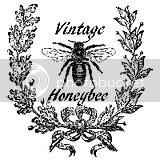 Vintage Honeybee