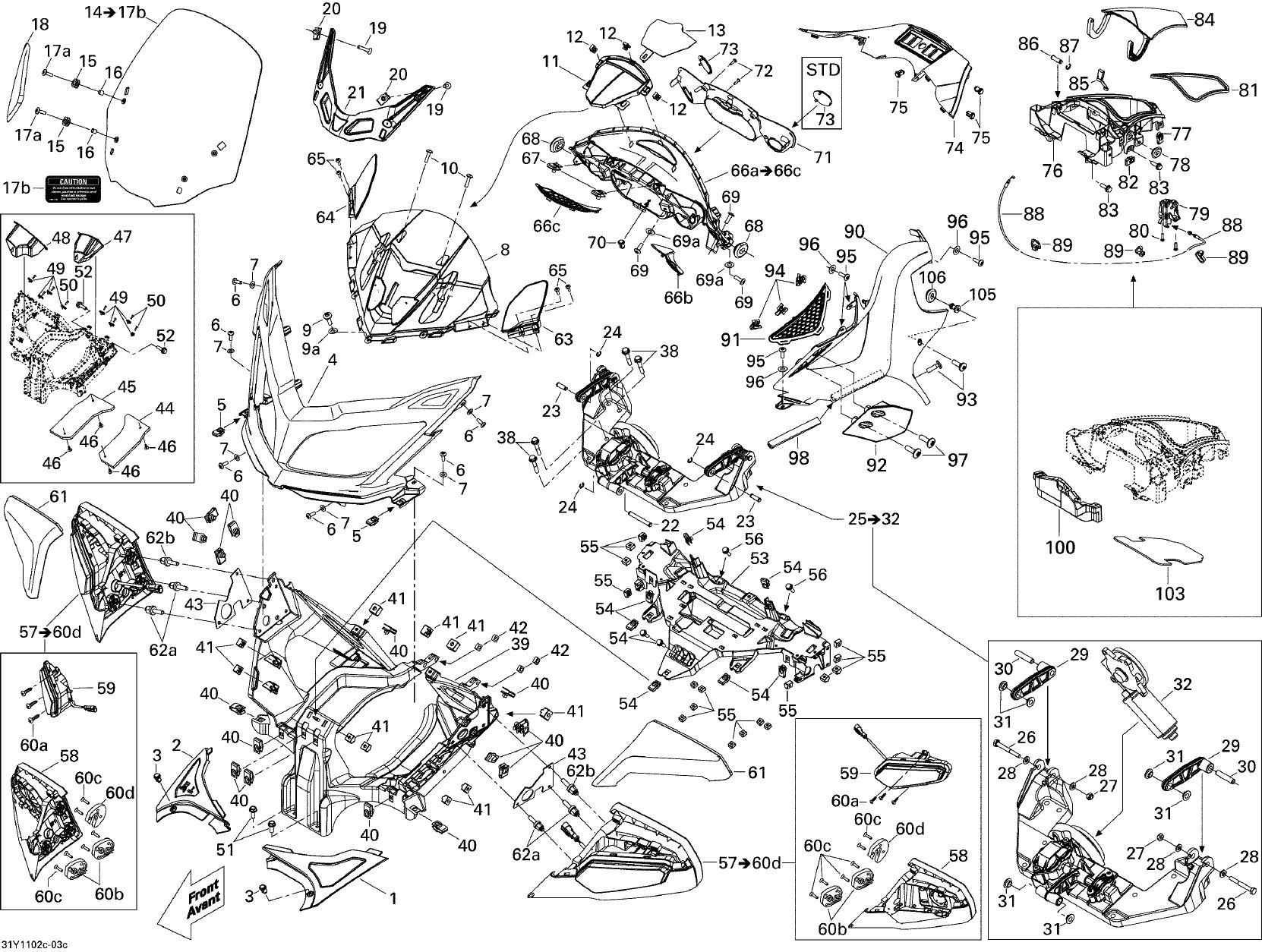 Diagram Can Am Renegade Atv Wiring Diagram Hd Version Ukworkwear Kinggo Fr