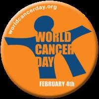 विश्व कैंसर दिवस का प्रतीक चिह्न