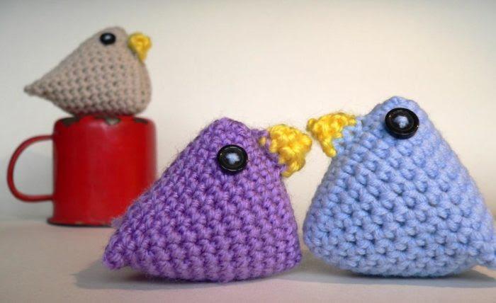 P1180031 Super Quick Easter Chicks (Crochet Easter Chicks)