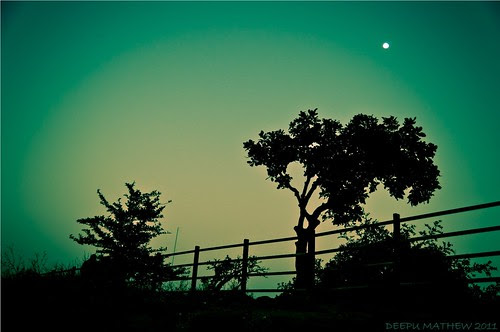Moonrise at Lonavala
