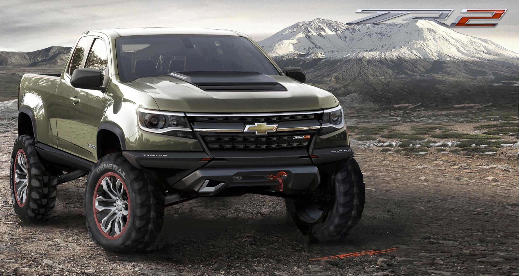 Chevy Colorado Zr2 | Autos Post
