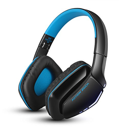 kotion each b3506 v4 1 bluetooth headphones for ps4. Black Bedroom Furniture Sets. Home Design Ideas