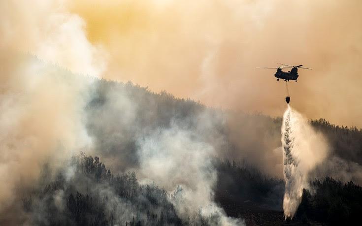 Αποτέλεσμα εικόνας για φωτιές στα ΚΥΘΗΡΑ