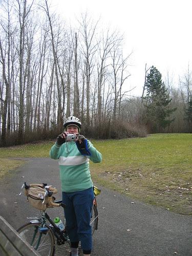 Beth at Kelley Point Park